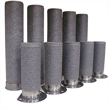 Cylindrical Low Nox Burners